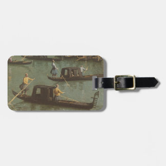 The Entrance to the Grand Canal Luggage Tag