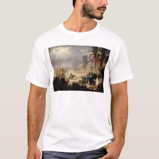 The Entry of Christ into Jerusalem T-Shirt