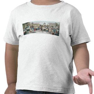 The Entry of Louis XVI into Paris Tee Shirts