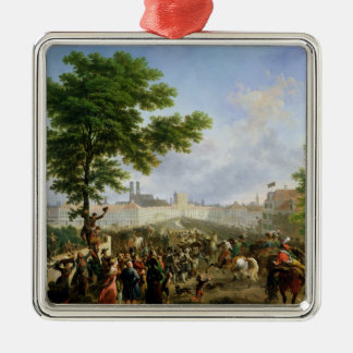 The Entry of Napoleon Bonaparte Christmas Ornament