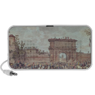 The Entry of the French into Milan Notebook Speaker