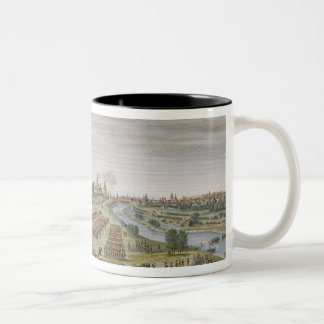 The Entry of the French into Moscow, 14 September Two-Tone Coffee Mug