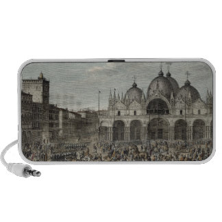 The entry of the French into Venice and the theft iPod Speakers