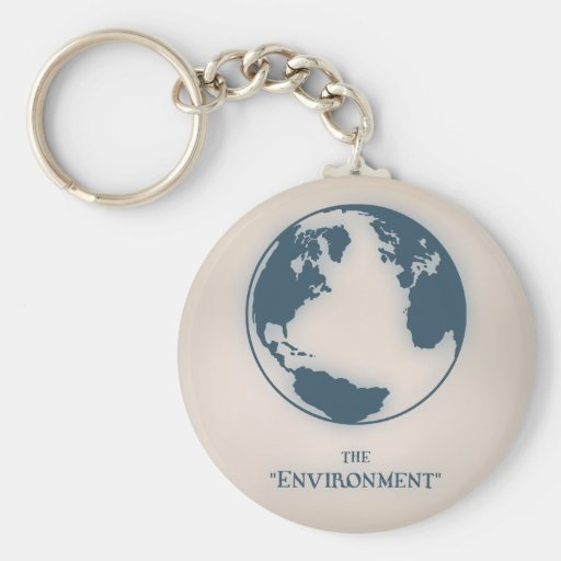 The Environment Key Chains