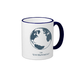 The Environment Coffee Mugs