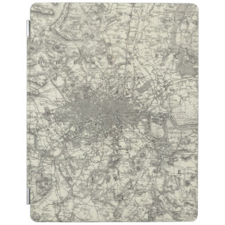 The Environs Of London iPad Cover