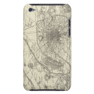 The Environs Of Paris iPod Touch Cover
