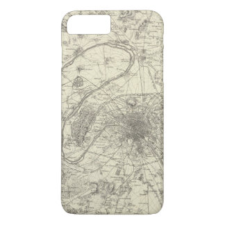The Environs Of Paris iPhone 8 Plus/7 Plus Case