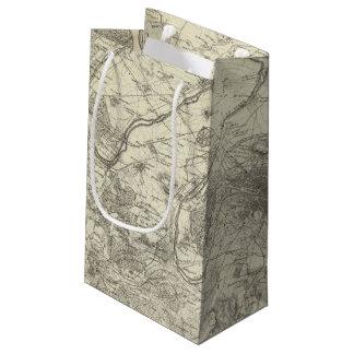 The Environs Of Paris Small Gift Bag