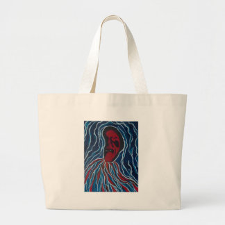The Epitome of a Liar Large Tote Bag
