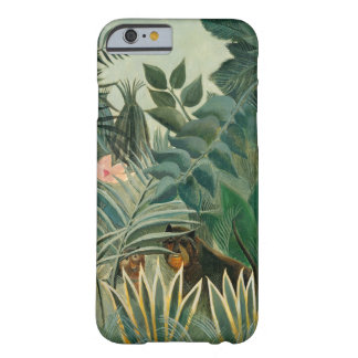 The Equatorial Jungle, 1909 (oil on canvas) Barely There iPhone 6 Case