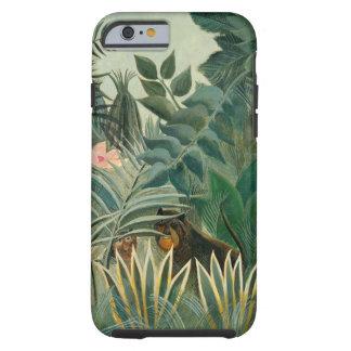 The Equatorial Jungle, 1909 (oil on canvas) Tough iPhone 6 Case