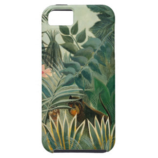 The Equatorial Jungle, 1909 (oil on canvas) Case For The iPhone 5