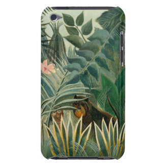 The Equatorial Jungle, 1909 (oil on canvas) Case-Mate iPod Touch Case
