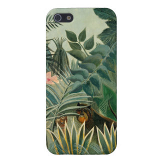 The Equatorial Jungle, 1909 (oil on canvas) iPhone 5/5S Covers