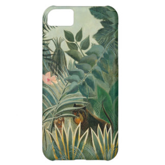 The Equatorial Jungle, 1909 (oil on canvas) iPhone 5C Case