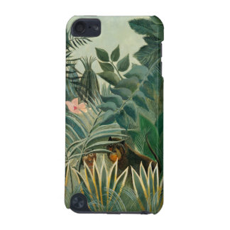 The Equatorial Jungle, 1909 (oil on canvas) iPod Touch 5G Cases