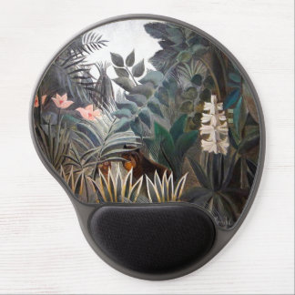 The Equatorial Jungle Gel Mouse Pad