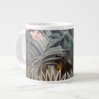 The Equatorial Jungle Large Coffee Mug