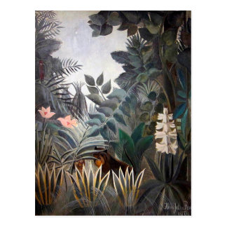 The Equatorial Jungle Postcard