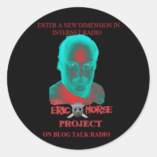 The Eric Morse Project Sticker