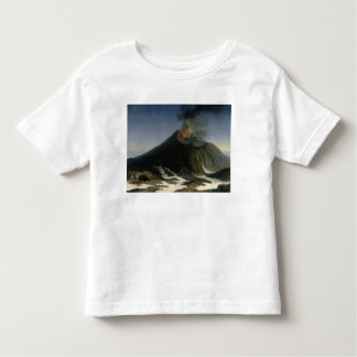 The Eruption of Etna Toddler T-Shirt