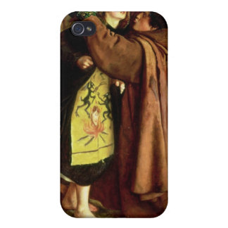 The Escape of a Heretic, 1559, 1857 (oil on canvas iPhone 4/4S Cover