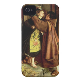 The Escape of a Heretic, 1559, 1857 (oil on canvas iPhone 4 Cases