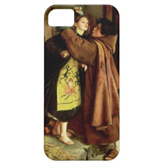 The Escape of a Heretic, 1559, 1857 (oil on canvas iPhone 5 Cover