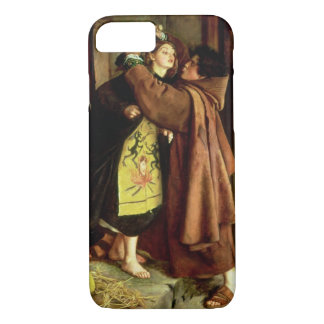 The Escape of a Heretic, 1559, 1857 (oil on canvas iPhone 8/7 Case