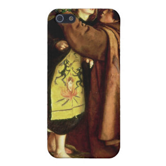 The Escape of a Heretic, 1559, 1857 (oil on canvas iPhone 5 Cases