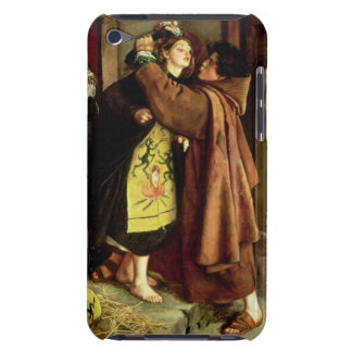 The Escape of a Heretic, 1559, 1857 (oil on canvas iPod Case-Mate Cases