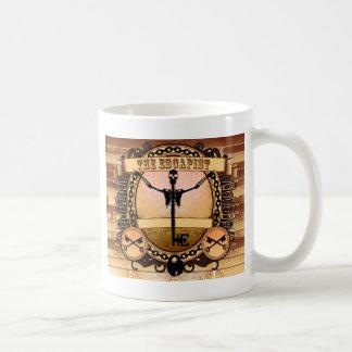 The Escapist (Full) Basic White Mug