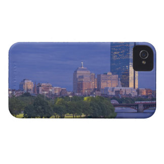 The Esplanade Ball Park and the Hatch Shell iPhone 4 Cover