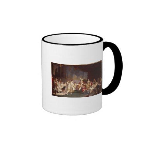 The espousal of Prince Jerome Bonaparte Mug