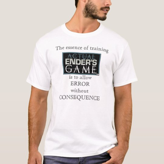 The Essence of Training T-Shirt