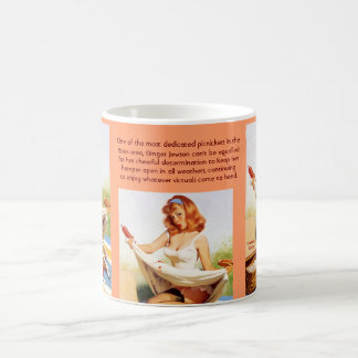 The Essential Essex Girl Picnicker s Pantry Potful Mug