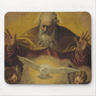 The Eternal Father Mouse Mat