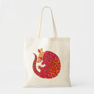 The Ethnic Armadillo Budget Tote Bag