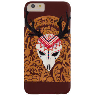 The Ethnic Deer Head Barely There iPhone 6 Plus Case