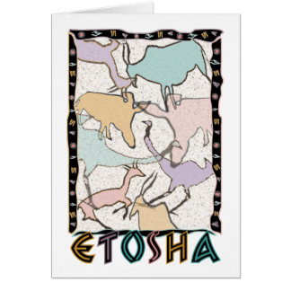 The Etosha Card