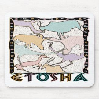 The Etosha Mousepad