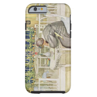 The Evening Before the Journey to England - Study Tough iPhone 6 Case