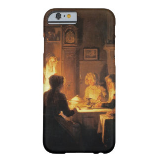 The Evening Meal, c.1900 (oil on canvas) Barely There iPhone 6 Case