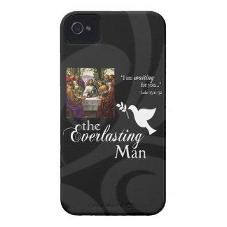 The Everlasting Man Blackberry Case