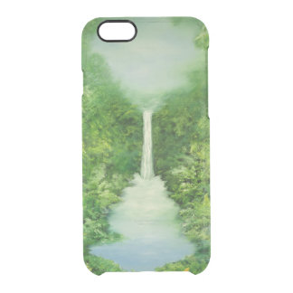 The Everlasting Rain Forest 1997 Clear iPhone 6/6S Case
