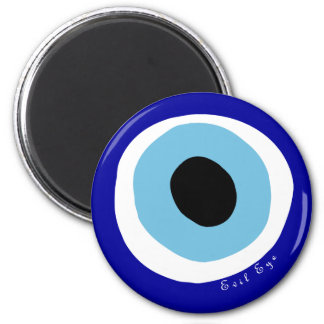 The evil eye magnet