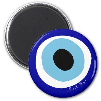 The evil eye refrigerator magnets