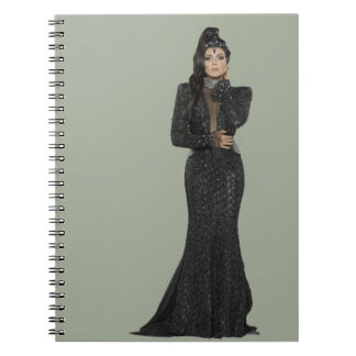 The Evil Queen Notebook