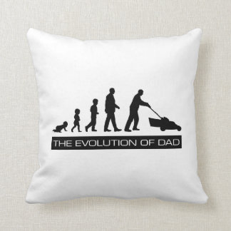 The Evolution of Dad Throw Cushions